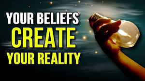 You create your outer reality
