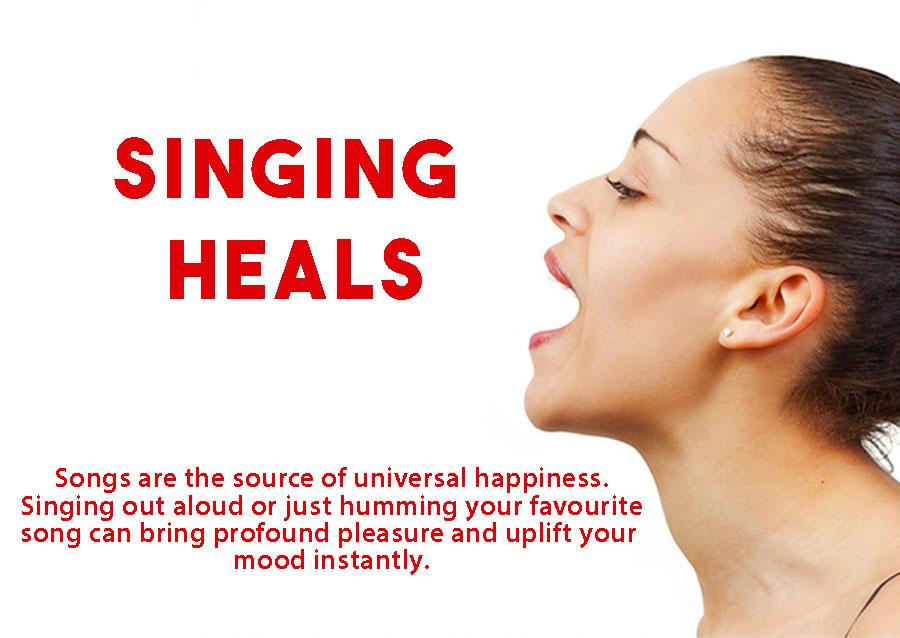 Singing Heals