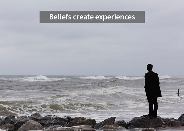 Beliefs Create Experiences- peyush bhatia