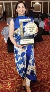 International Icon Award, Peyush Bhatia
