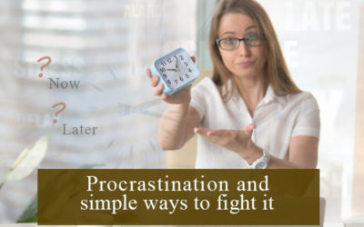 Procrastination and Simple Ways to Fight It