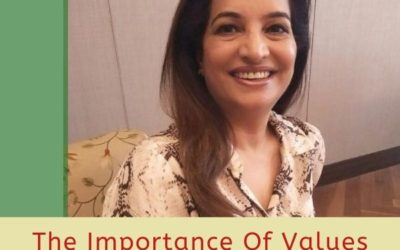 The Importance Of Values, Peyush Bhatia