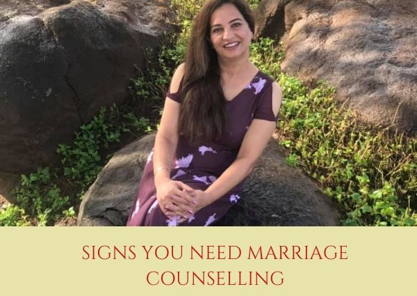 Signs You Need Marriage Counselling